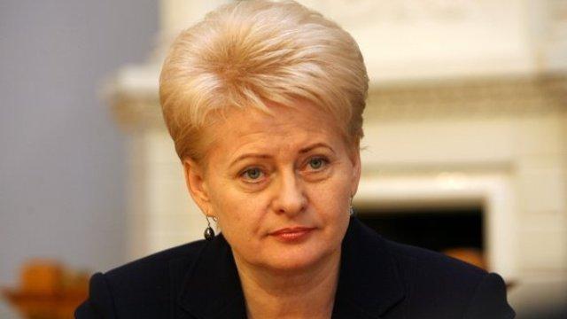 Президент Литвы поразила своими словами про Украину! Должен знать каждый!