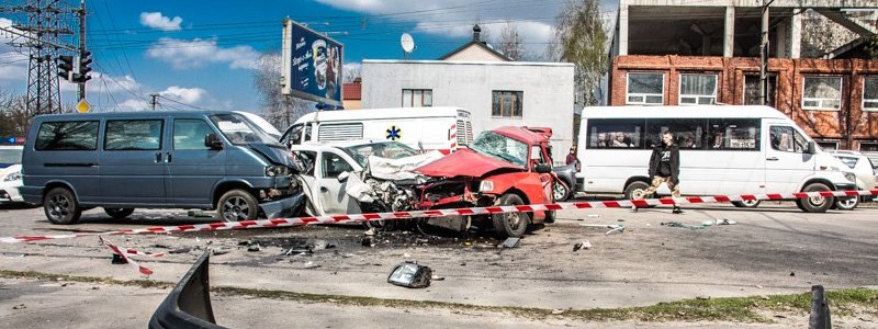 Не для слабых!!! В Ивано-Франковске произошла жуткая ДТП, эти фото доводят до слез