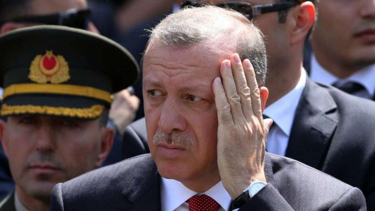 Что произошло с Эрдоганом? Массово съехались Скорые!