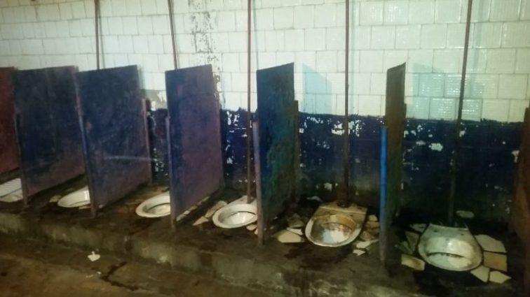 Будто фильм ужасов: как отбывают наказание заключенные Львовской исправительной колонии, не для слабонервных (фото)