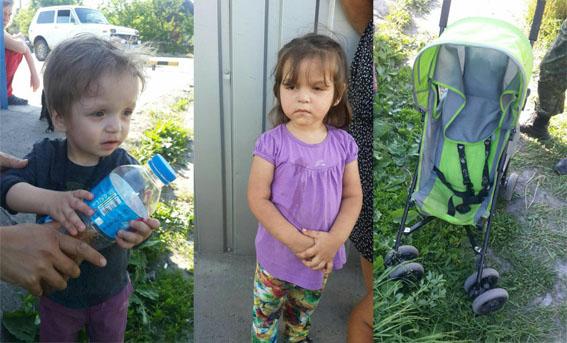 Совсем ума нет… Родная тетя оставила двух маленьких детей на остановке, а сама убежала