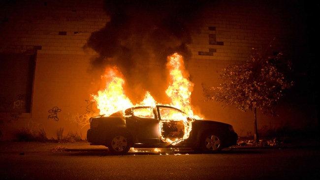 СРОЧНО!!! Взорвали автомобиль с сотрудниками СБУ, там был настоящий ад