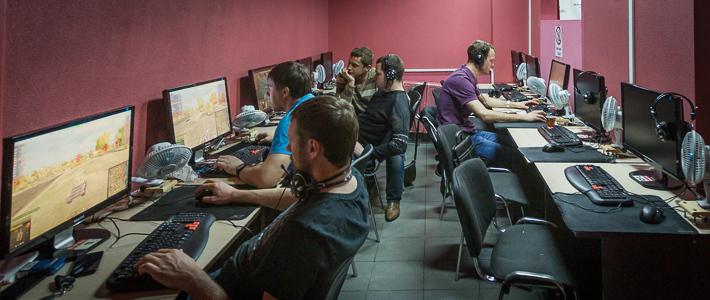 Там такое происходил: в компьютерном клубе в Киеве жестоко убили посетителя