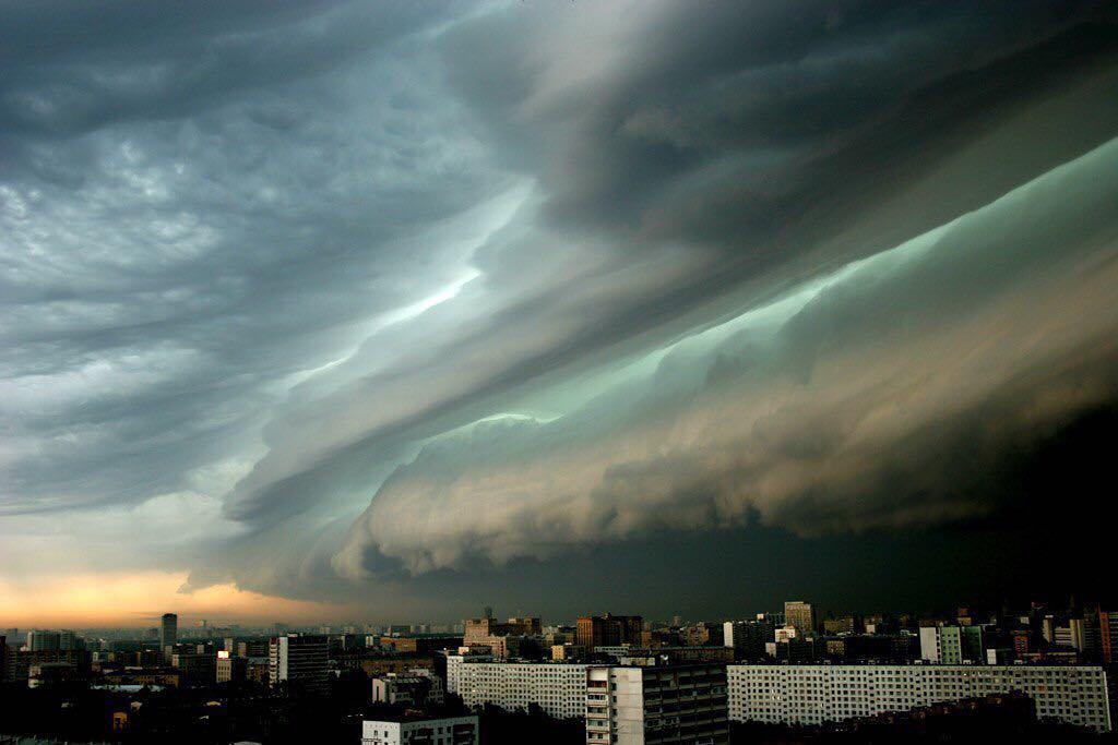 Картинка буря в ветер