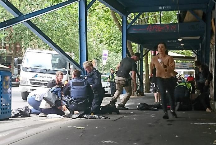 НОВЫЙ теракт в столице: мужчина на грузовике пытался осуществить наезд на толпу людей