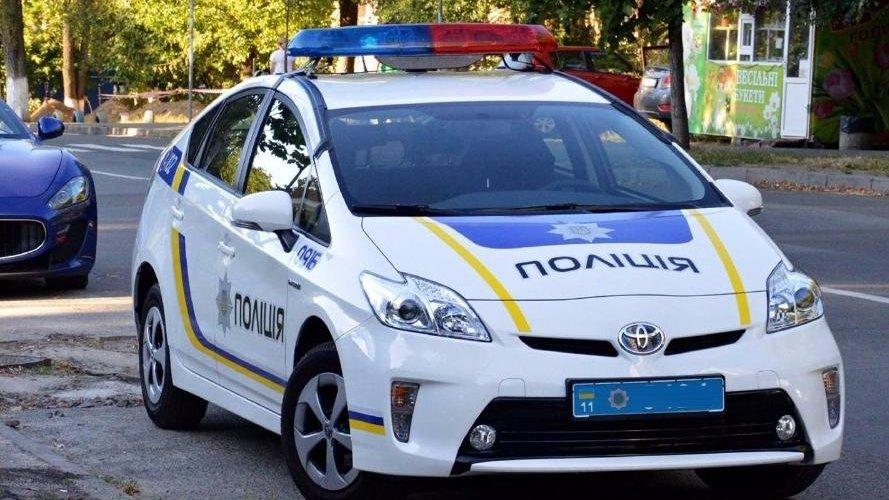 «Ездить» не купили… Патрульные попали в ДТП прямо в центре Львова