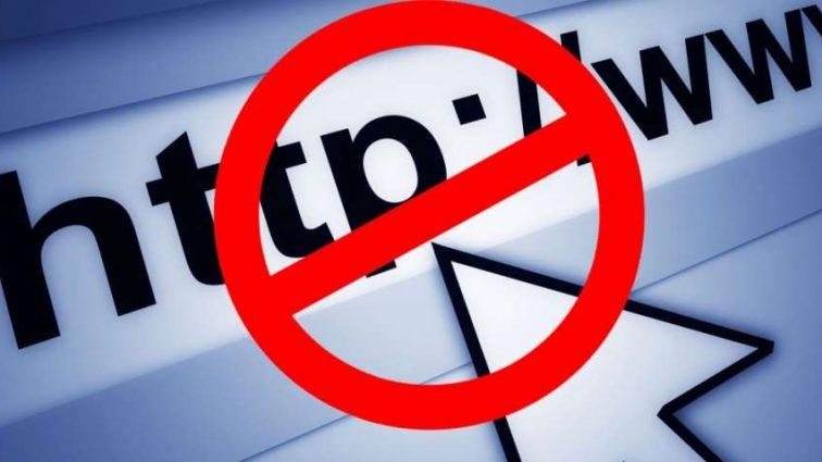 «Не Вконтакте единым». Новый список сайтов, которые хотят заблокировать, доведет вас до истерики