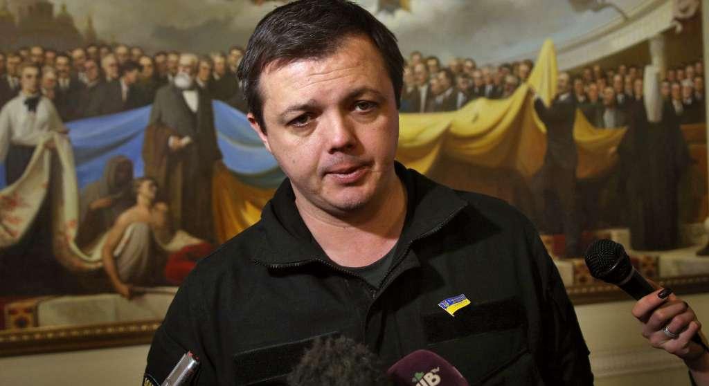 Ему аплодировала вся Украина! Семеченко утер нос Савченко! Сильно и справедливо! Должен увидеть КАЖДЫЙ! (ВИДЕО)