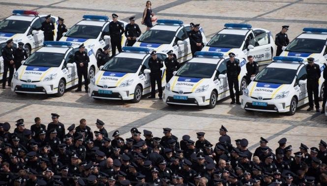 Наработались? Новая полиция Киевщины придумала криминальную схему! Вы отнимется от этой дерзости