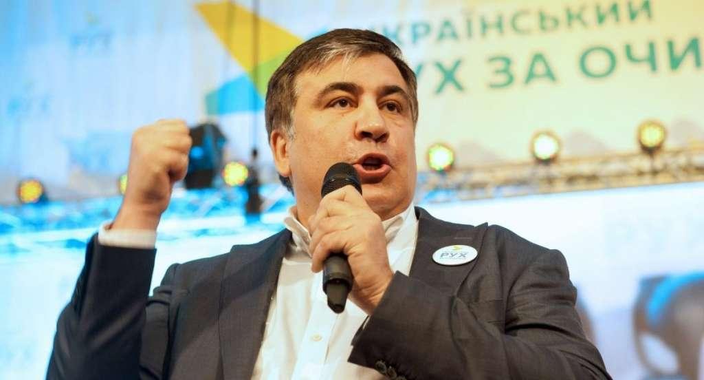 «Порошенко променял государство на деньги»: Саакашвили на всю страну опозорил президента! Слова, которые стоит услышать (ВИДЕО)