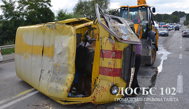 Машина просто … Жуткая ДТП в Тернополе. Мистические обстоятельства шокировали всех