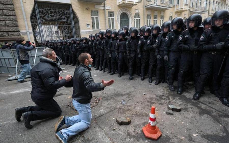 Палач Майдана сделал скандальное признание. От этих слов просто мозг закипает