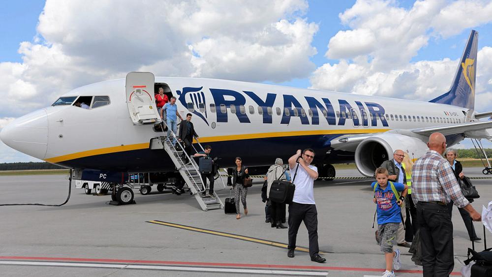 Скандал с Ryanair в Украине. Компания может … Вы будете потрясены деталями!