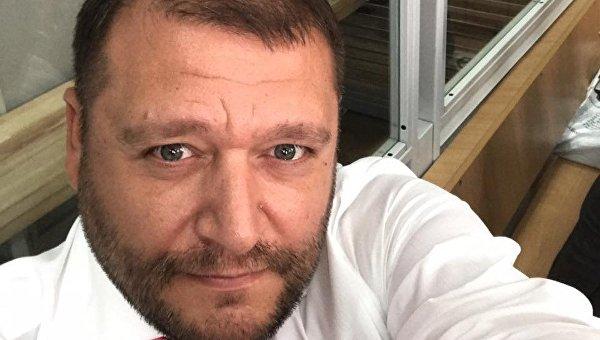 «Кашин иди в ж**у! Тебя здесь только не хватало…»: Добкин набросился на российского журналиста. Причина рассмешила всю Украину