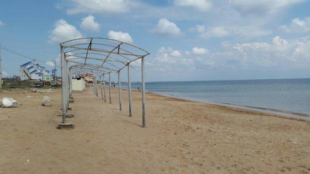 «Хунта. Затопчуть і ахнути не встигнеш…» Мережі обговорють «початок» пляжного сезону в Криму