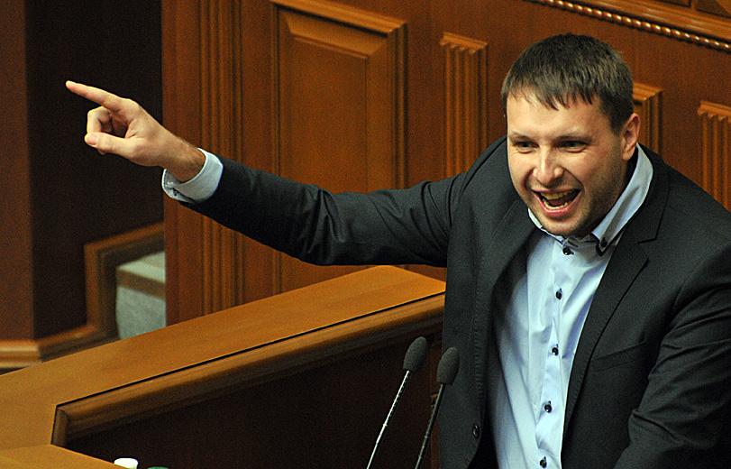 Объявился !: Нардеп Парасюк ТАКОЕ натворил в Тернополе. Только не падайте!