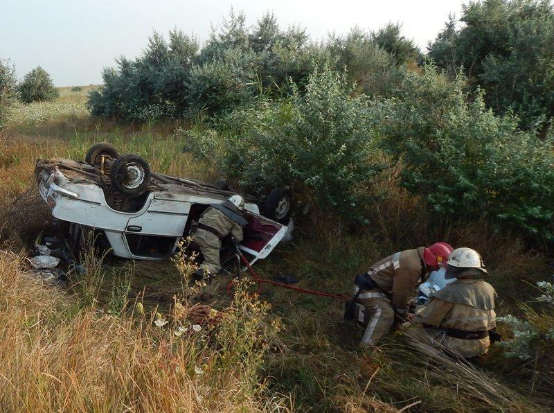 «Слетел с дороги и перевернулся»: На Львовщине произошла страшная ДТП. Есть пострадавшие
