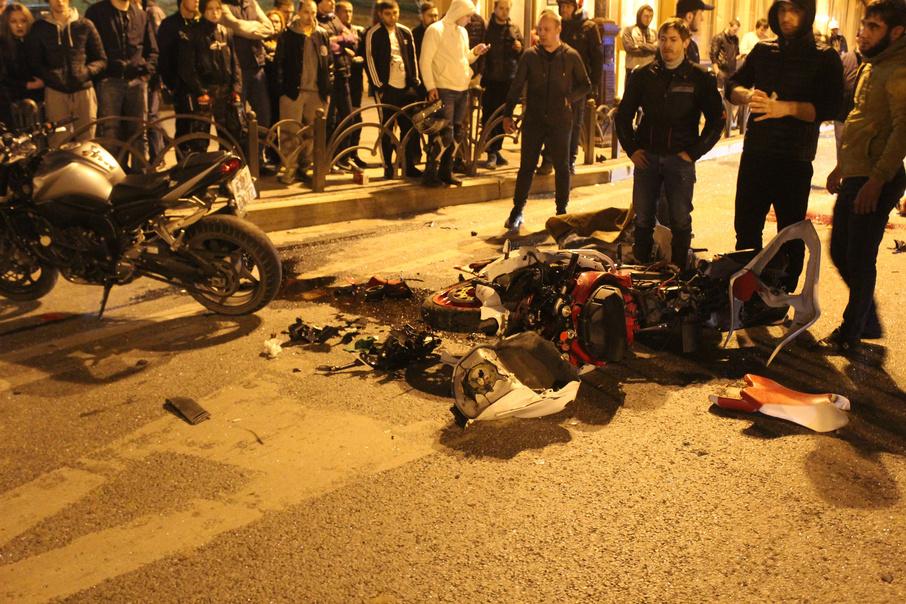 Управы на них нет! Мотоциклист сбил 5 летнего мальчика… Подробности шокируют