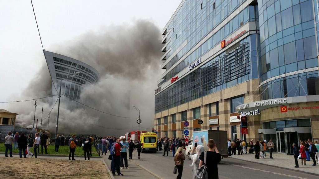 Центр заволокло черным дымом: В Москве произошел жуткий пожар, последствия которого шокируют!