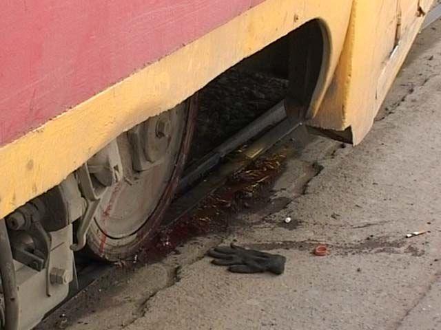 В Харькове трамвай задавил человека. От подробностей кровь стынет в жилах