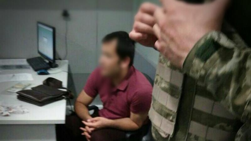 НАБУ старается: в аэропорту «Борисполь» задержали экс-работника ГПУ