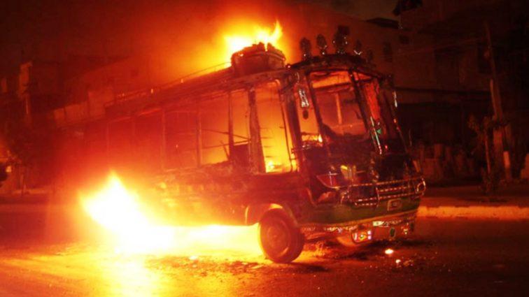 «Люди горели живьем …» Страшная авария пассажирского автобуса, от которой ужаснулся весь мир