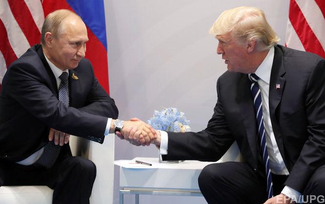 В Трампа сделали шокирующее заявление о встрече с Путиным. От этих слов глаза на лоб лезут