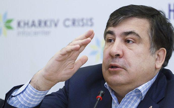 Он их всех «заложит»… Саакашвили рассказал страшную тайну о Порошенко, только держите себя в руках