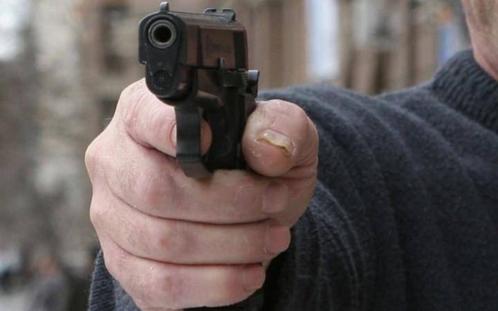 «Сказал несколько слов»: в Киеве возле магазина расстреляли молодого человека! От деталей мороз по телу!