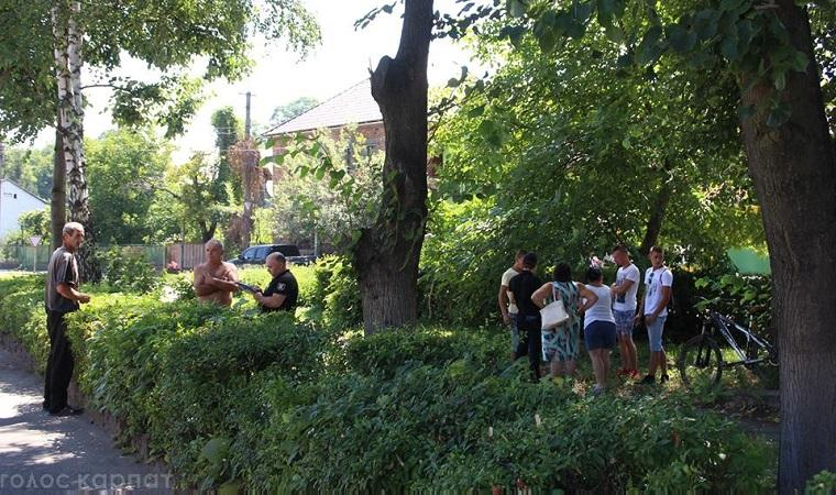 Ужасное самоубийство в Виноградове! Жители до сих пор не могут в такое поверить