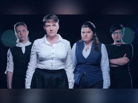 Одна лучше другой… Стало известно, кто снялся с Надеждой Савченко в ее рекламном ролике, вы будете в шоке от них