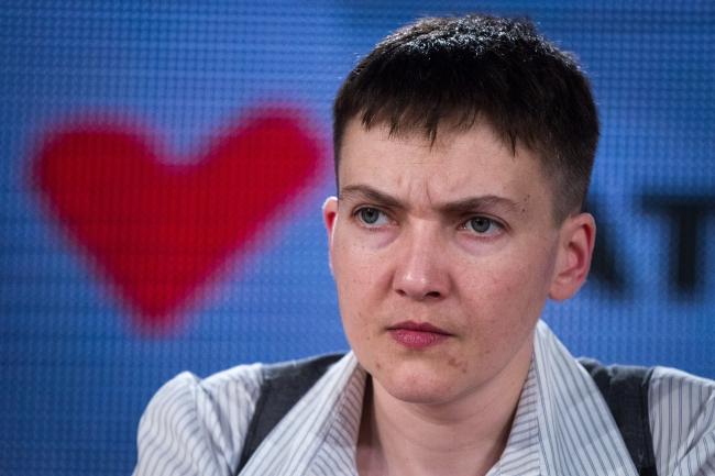 Она в него влюблена??? Савченко объяснила, почему пожала Добкину руку, эти слова просто сбивают с ног