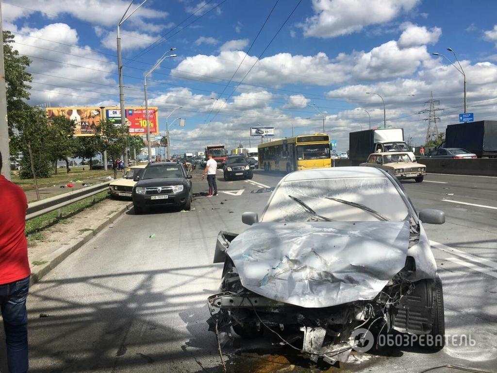 Полицейский наезд: Стали известны жуткие подробности жуткого ДТП в Киеве!