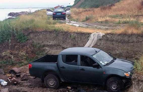 Отдохнули! В Херсонской области пьяный водитель въехал в туристическую палатку! Есть погибшие!