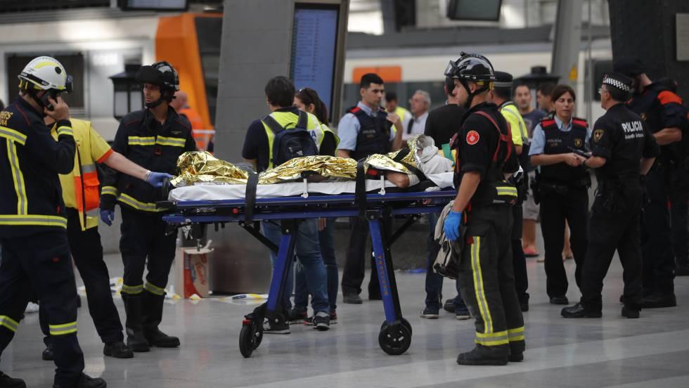 СРОЧНО! Страшная трагедия, электричка врезалась в перрон, 48 пострадавших