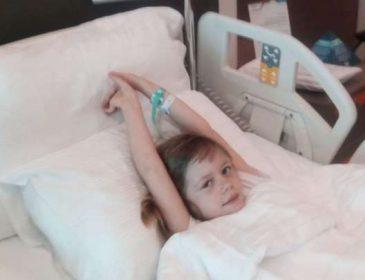 Не будьте равнодушными, помогите Насте из Краматорска снова побороть рак