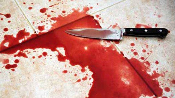 Зверство какое-то!!! На Ровенщине мать жестоко зарезала своего сына