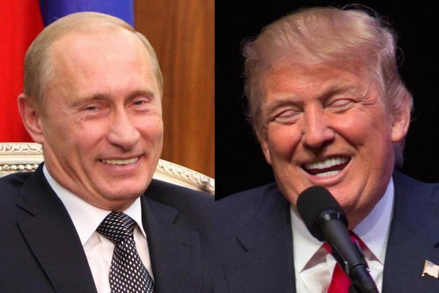 «Раунд 2»: Трамп признался, о чем 15 минут говорил с Путиным. Вы будете потрясен