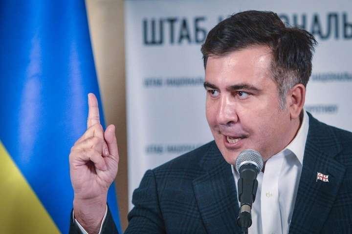 Только не падайте!!! Саакашвили жестоко ответил Порошенко, президент в шоке