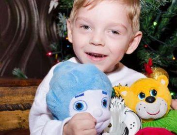 4-летний Дима нуждается в помощи