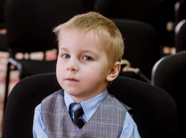 Маленький Миша ждет вашей помощи в лечении ДЦП