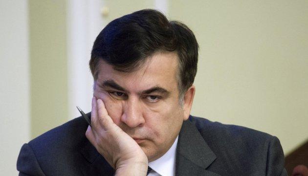 Сдал с потрохами! Саакашвили в США сделал скандальное заявление об Украине. Такого от него не ожидали