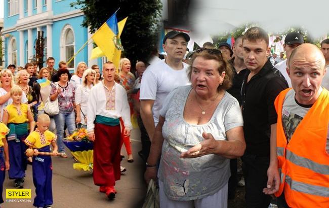 «Ну что, патриот?»: в Донецкой области жестоко избили отца и его сына за проукраинскую позицию