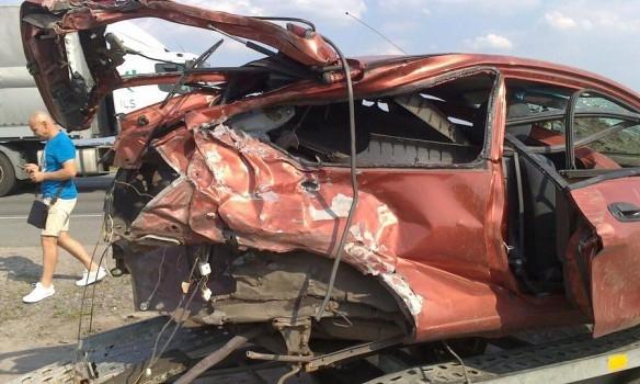 От машины ничего не осталось … В жуткой ДТП погибла молодая журналистка! подробности ужасают