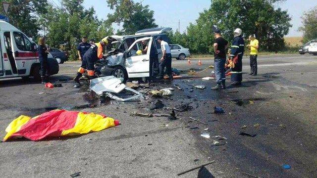 Там был ад!!! На Киевщине произошло страшное ДТП, в котором погибли 5 человек. От деталей мороз по коже