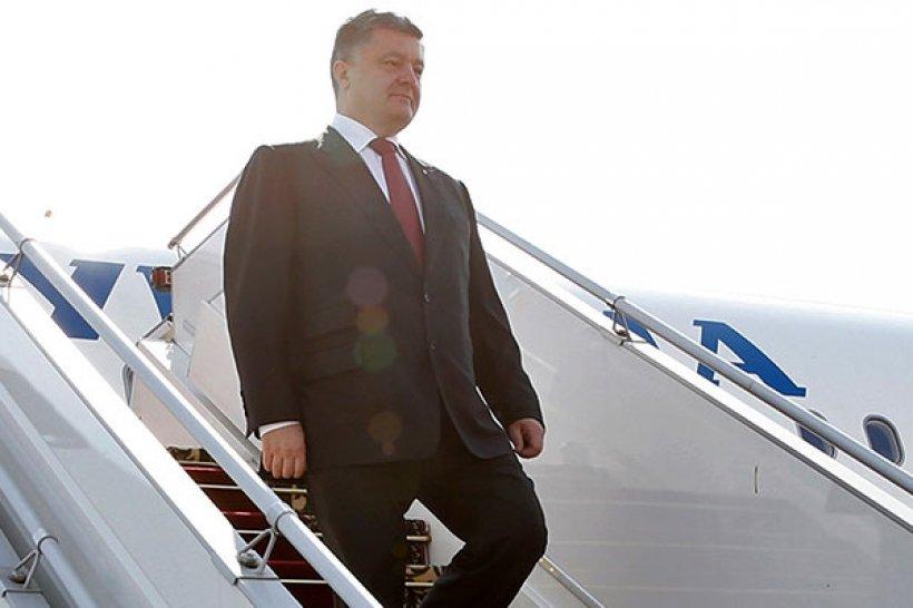 Украина еще такого позора не видела! Порошенко опозорился в Грузии. Как он мог такое допустить?