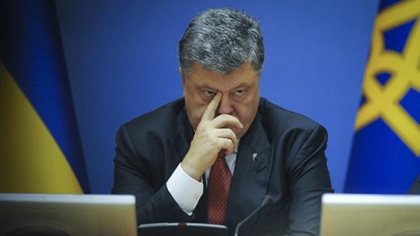 Порошенко посетил церемонию похорон политика, который поддерживал Россию