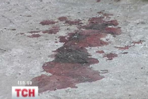 СРОЧНО!!! В Киеве расстреляли мужчину, появились первые подробности и фото