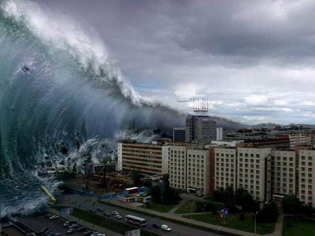 Введено чрезвычайное положение! Непогода натворила такого бедствия, придут в себя не скоро …