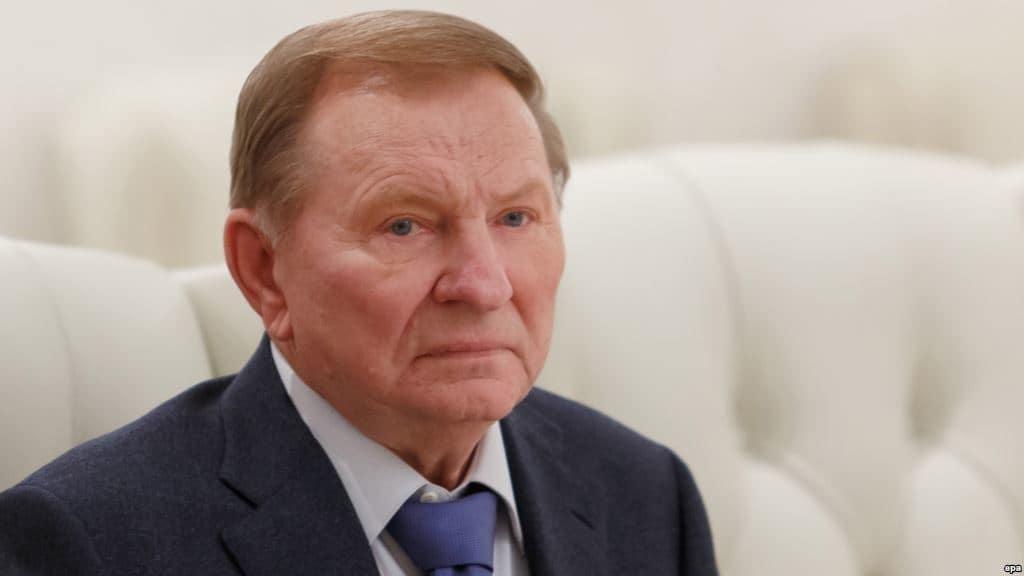«Они уже все решили» Кучма договорился с представителем США. Узнайте о чем!